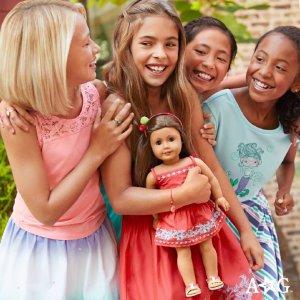 Free Shipping on WellieWishers Dolls@ American Girl