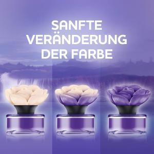 售价€9.9 兰花和木质香可选Airwick 香薰花 花朵形状扩香 缓慢渐变色 创意香薰
