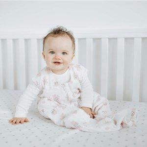 $22.8(原价$34.99)史低价:Halo 100%纯棉婴儿睡袋 宝宝睡觉防踢被保暖好物