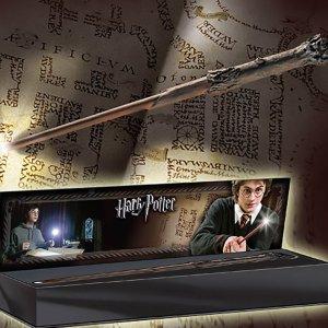 低至6折 £19就能收!Harry Potter 魔杖热促 超全系列补货 你喜欢的角色都有