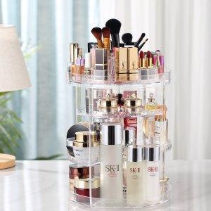 低至8折 £2.99起收平价MUJIAmazon 精选化妆品、小物收纳盒 瓶瓶罐罐有归宿