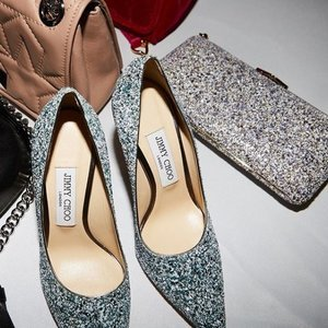 低至4折+额外8折 星星鞋款有货Jimmy Choo 精选仙女鞋折上折 捡漏速来