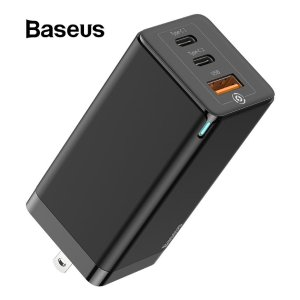 $38.99Baseus 65W GaN High Power Quick Charger Support