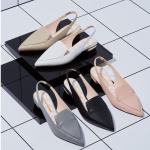 低至2折+额外9折 200+收蝴蝶平底鞋FORZIERI官网 精美女士鞋履、箱包特卖