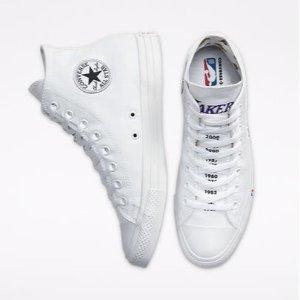 Converse官网 NBA联名合作款帆布鞋全新发售