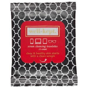 Screen Cleansing Towelettes - Well-Kept | Sephora