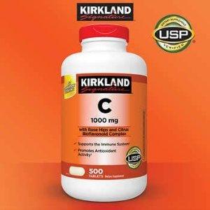 Kirkland Signature 维生素C