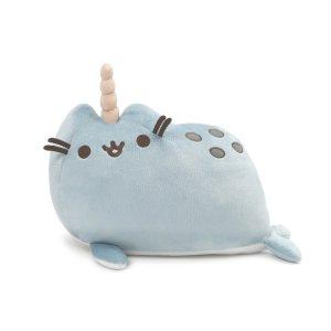 低至3折 $3.93起Gund 超可爱胖吉猫毛绒玩具促销