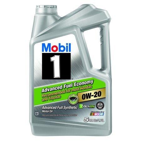 0W-20 全合成 低油耗经济型机油 5夸脱