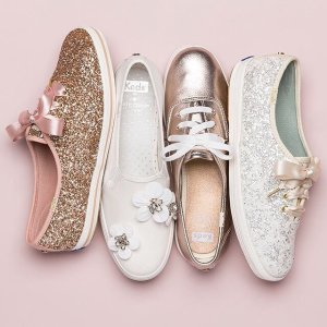 Up to 50% off or  20% off  full-priced orders of $50+Sale  items @ Keds