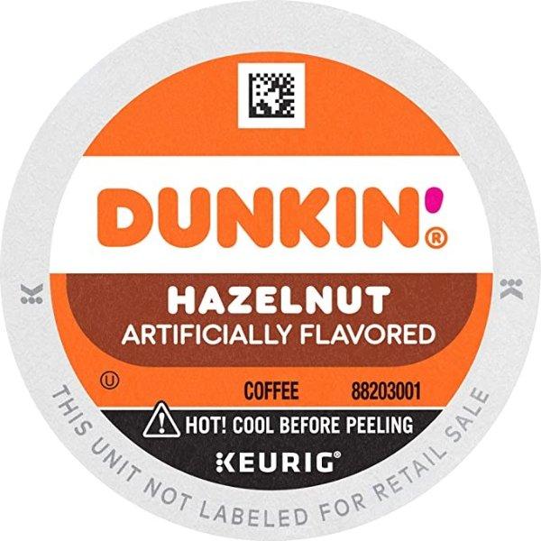 Dunkin' 榛子口味咖啡胶囊 88颗