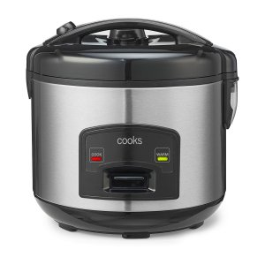 CooksStainless Steel Non-Stick Rice Cooker