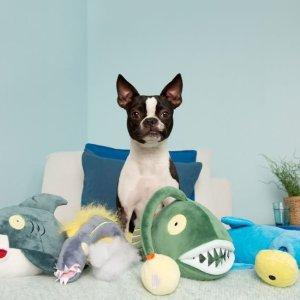 满$55减$20+包邮最后一天:Barkshop 全场狗狗零食、玩具节日满减大促
