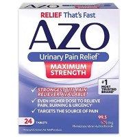 AZO 强效缓解尿痛片