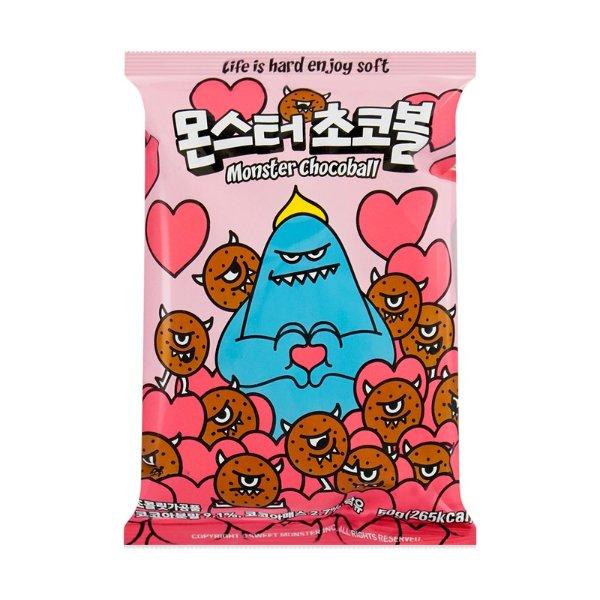 Sweet Monster 巧克力球 50g