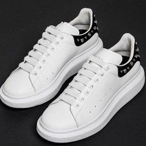 低至3.6折 跑鞋$366最后一天:Alexander McQueen 明星爆款小白鞋、运动鞋特卖