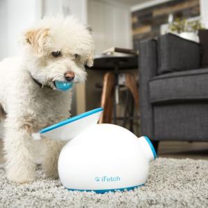 满$80减$15 满$100减$25iFetch 狗狗创意自嗨玩具 $39.95入全自动抛球器