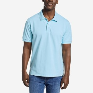 Eddie BauerClassic Field Pro Short-Sleeve Polo Shirt