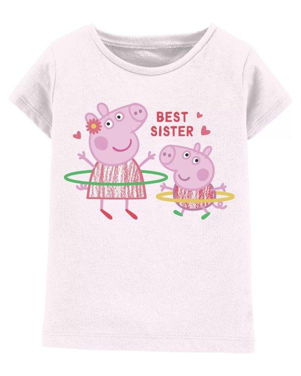 小童小猪佩奇T恤