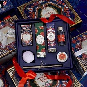 蜜李迷你套装€20起Sabon 圣诞限定已发售 多款护肤礼盒惊喜上线