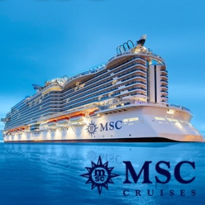 From $329  Free WiFi / DrinksCruise Direct MSC Cruise Line Go All in Sale