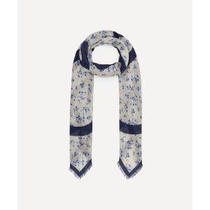 LoeweLogo 丝巾