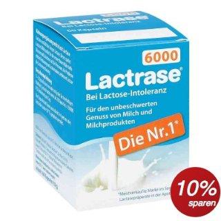 乳糖不耐受?Lactrase乳糖酶 更好吸收奶制品营养~~