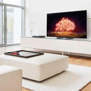 低至8折LG 全新OLED系列智能电视 收B1新款