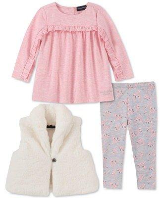 女婴3件套套装