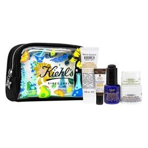 Kiehl'sHealthy Skin Squad 5-Piece Starter Kit