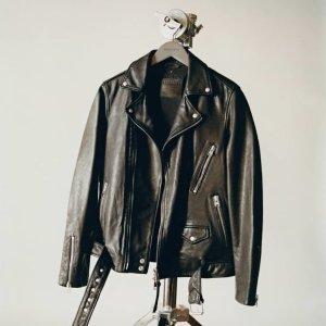 3折起!西装外套£47AllSaints 冬季大促逆天价 收经典皮衣、大衣毛衣