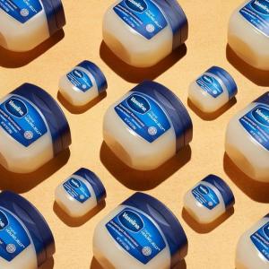 50ml仅2.3 多功能万能霜Vaseline 凡士林 便宜大碗的护肤神器 干燥、鸡皮一瓶搞定