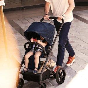 德国直邮¥2009Cybex Balios S 婴儿推车 轻便折叠双向可推 可坐可躺