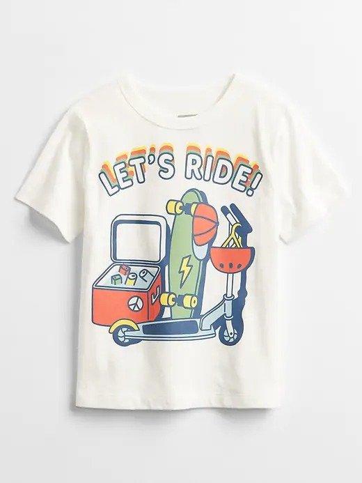 婴幼儿、小童T恤