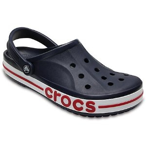 CrocsBayaband 经典logo洞洞鞋