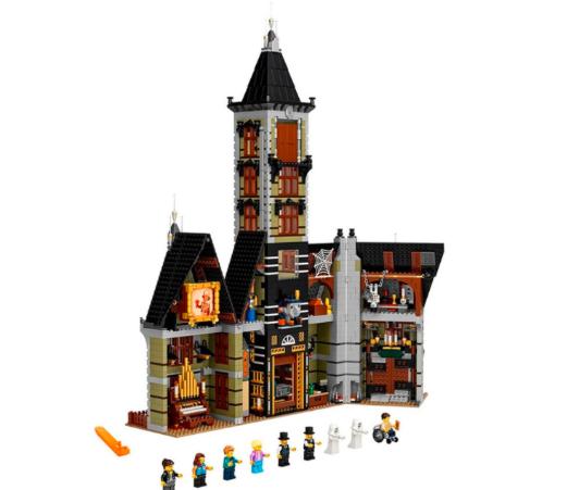 抢:Lego 鬼屋跳楼机罕见打折抢:Lego 鬼屋跳楼机罕见打折