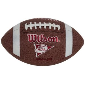 $9.00($20.99)Wilson NCAA Red Zone Series Official Size Composite Football