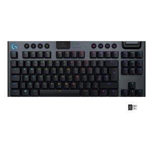 Logitech G915 TKL Tenkeyless LIGHTSPEED Wireless RGB Keyboard