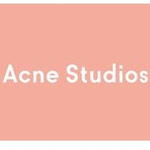 5折起!£50收囧脸T恤折扣升级:Acne Studios 秘密闪促上线 冷帽围巾、毛衣外套等秋冬好物速收