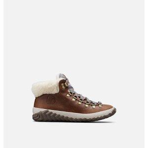 Sorel厚底及踝靴