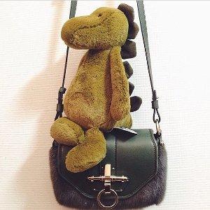 6.5折 邦尼兔仅£11.99Jellycat 惊现好价 软软萌萌奶奶凶凶 可可爱爱
