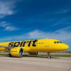 低至2折Spirit Airlines 机票折扣大促 与旅行套餐搭配使用