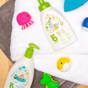额外7折+再9.5折补货:Babyganics 纯天然婴幼儿产品特卖 囤货好时机