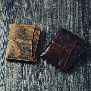 Starting From $10.50 Men's Wallet @ Amazon.com