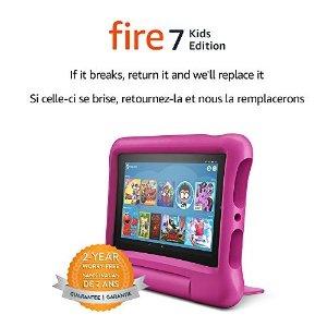 AmazonFire 7 儿童平板电脑