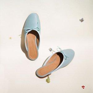 Best SellersMansur Gavriel Ballerina Flats and Mules