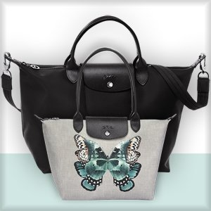 Save 20% to 25%on All Longchamp! Shop Hot Deals Now! @ Sands Point Shop