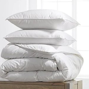 4折+免邮Lauren Ralph Lauren、Serta等品牌高档羽绒被热卖