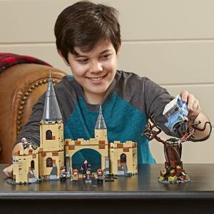$69.98(原价$89.99)Lego 乐高 哈利波特系列 哈利波特与密室之打人柳75953