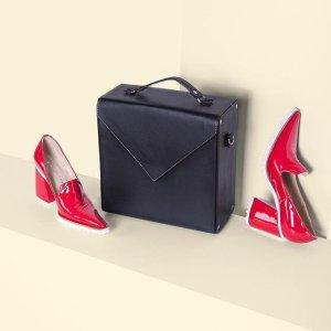 低至8折+免邮  小众不贵$100+即将截止:西班牙设计师品牌 Nina Hauzer 网红复古美鞋热卖推荐